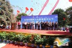 首届中国嵩山永泰素食文化节成功举行