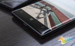 5寸弧形触屏 微软Lumia 750曝光