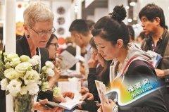 出国留学走热?国际教育展吸引600所海外院校参展