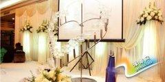 帮你打造最纯正西式婚礼 最佳西式婚礼布置方案