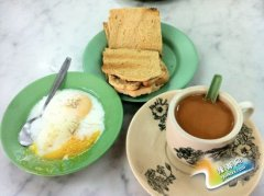 十大必吃的新加坡早餐