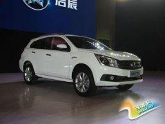 中国品牌紧凑SUV 启辰T70郑州现车销售