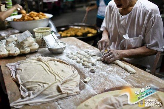 亚洲街头美食 口水忍不住