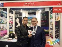专访埃塞克斯大学:学校给予中国学生各种支持