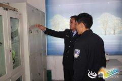 卢氏县政府党组成员、公安局长深入基层督导检查中心工作