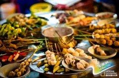 唯爱与美食不可辜负 探寻经典亚洲街头美食