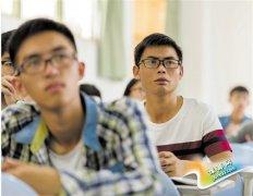 浙财大新生里有位励志哥:辍学四年,三度高考