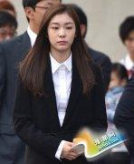 金妍儿宣传平昌冬奥美貌获赞 称仍关注花滑(图)