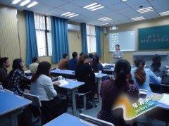 我区初中语文、初中数学微型课比赛圆满结束