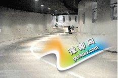 郑州经三路城东路下穿金水路隧道今日通车