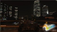 """《GTA5》蝙蝠车Mod演示 """"老爷""""要和警察硬碰硬?"""