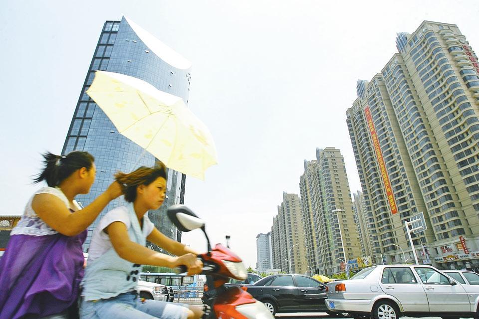 如今的燕庄,已经成为时尚都市的一部分。