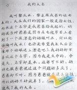 越南留学生写出汉字印刷体 网友:多年的学白上了