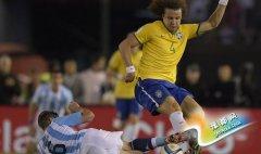 世预赛-伊瓜因助拉维奇破门 阿根廷1-1十人巴西