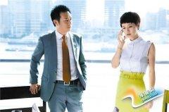 《北上广》热播 BOSS张兆辉应对情场职场双危机