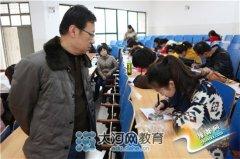 郑州十一中举办青年教师风采大赛 秀出个性魅力