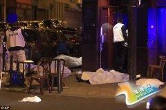 目击者:巴特兰音乐厅血流成河 歹徒向人群射击