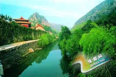 淇县古灵山景区