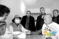 陕县张湾乡:用实际行动温暖五保老人