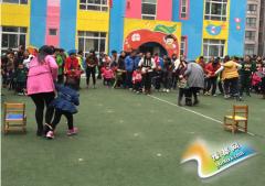 [秦办]金源社区举办2015年冬季亲子运动会