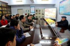 县委组织部:聆听抗战史 激发爱国志
