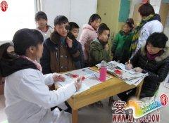 汤阴县教体局与县疾病预防控制中心免费为学生体检