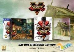 《街头霸王5》公布首日铁盒和独家同捆版
