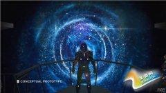 《质量效应》制作组神秘新作公开 未来科幻风超炫酷