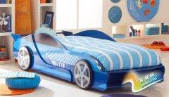 """孩子不愿分床睡?试试用这些""""汽车床""""吸引他"""