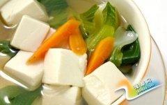 豆腐营养功效大  怎样搭配最有营养