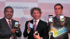 2016年 联想要在印度生产1000万台手机