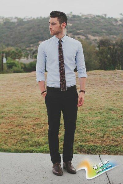 新郎服饰搭配细节 让你的他从头帅到脚