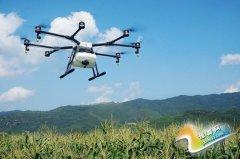 大疆发布农业专用无人机 高效喷洒农药