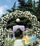 户外婚礼流程注意事项分享 让爱情回归最纯净的自然