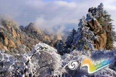 唯有雪天 才是尧山正确的打开方式