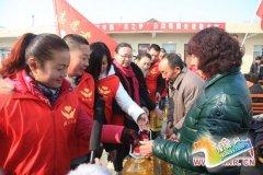 """中国""""兵之梦""""公益联盟寒冬之际送温暖献爱心"""