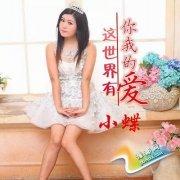 雨霖枫为小蝶打造伤感情歌《这世界有你我的爱》