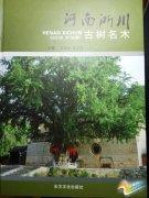 《河南淅川古树名木》画册出版