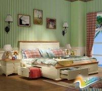 8款收纳床将卧室收纳隐于无形