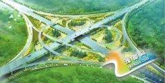 郑州陇海快速路通道绿化方案出炉 立交成花海