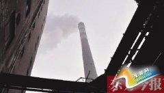 郑州强制涉气企业减排 严控下仍有工地偷施工