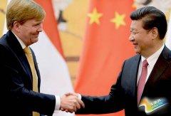 荷兰国王收到的中国礼物 原来是他设计的