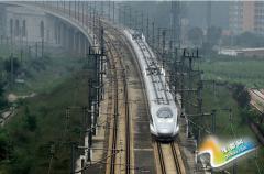 更多高速铁路将在未来五年内建成(双语)