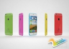 传iPhone 6c为多色金属机身 或明年发布