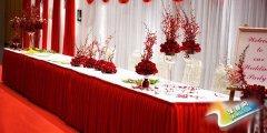 西式婚礼现场布置注意要点 不可忽视的布置细节