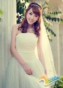 新娘拍婚纱照塑身妙招 快速拥有玲珑身材