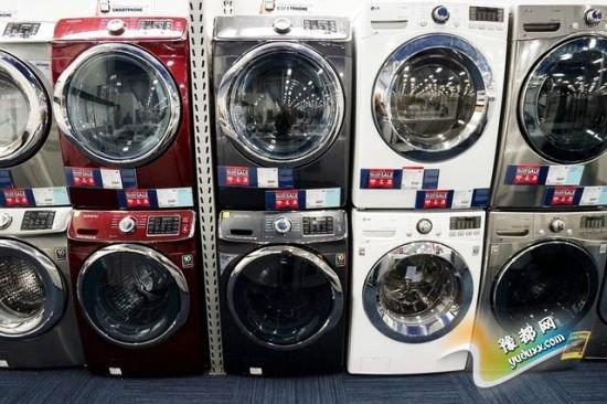 新型洗衣机过滤器,循环利用洗衣水