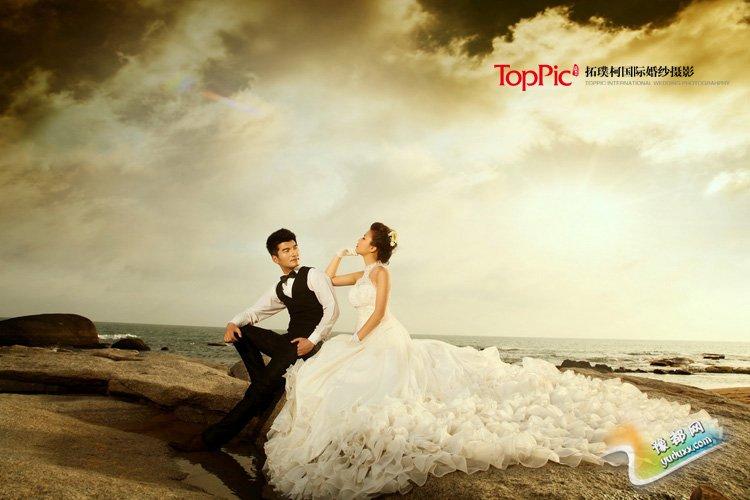海南旅游婚纱摄影行业现状及几点想法