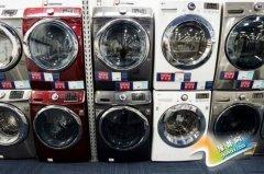 新型洗衣机过滤器,可循环利用洗衣水