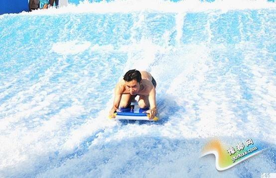 奥帕拉拉滑板冲浪